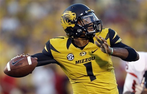 SEC East title isn't only destiny Mizzou controls