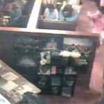 Auburn fans go nuts in restaurants, too