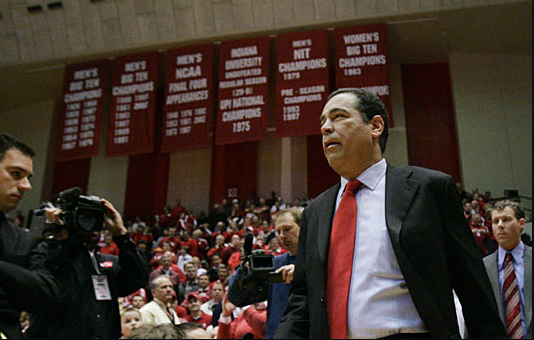 Kelvin Sampson's NCAA penalty is over