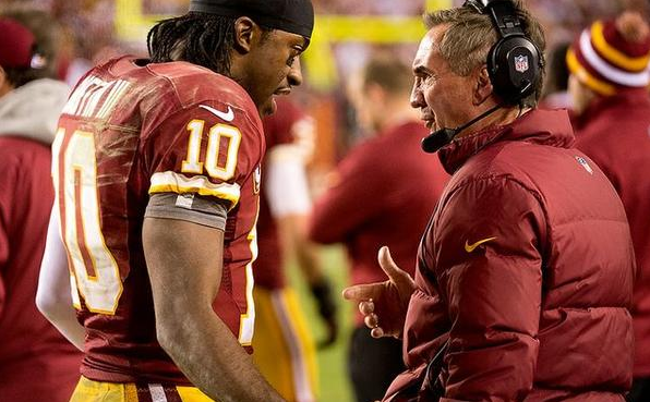 PODCAST: Let's be proactive with RG3 and Shanahan for a change